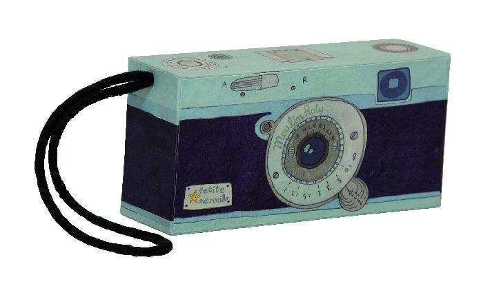 Spy camera - Moulin Roty