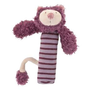 Cat squeaky toy - Moulin Roty
