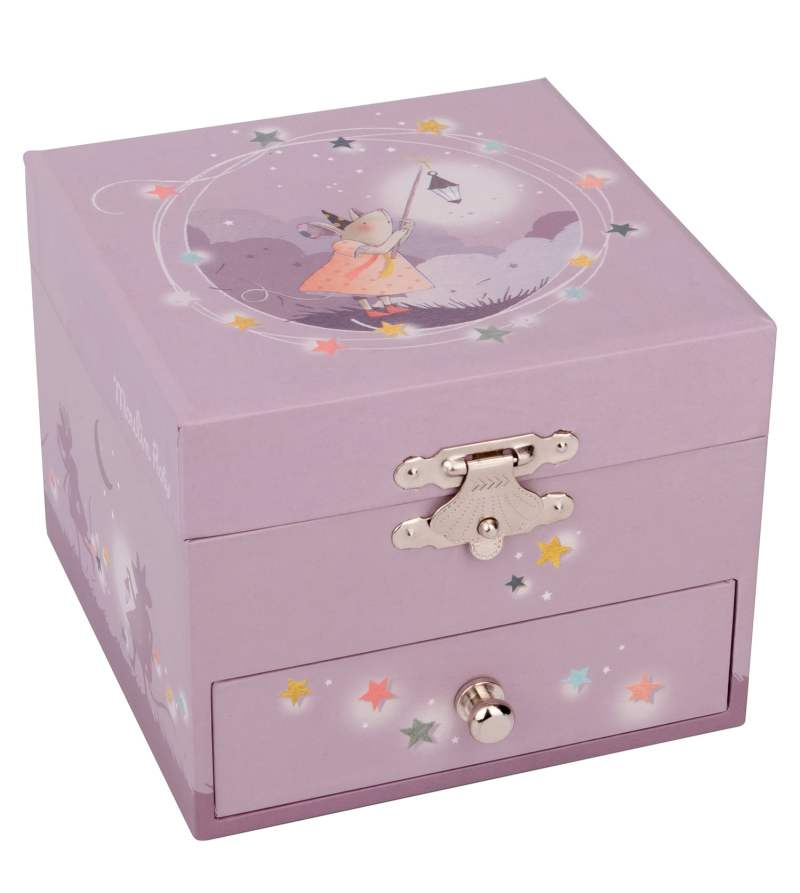 Il etait une fois musical jewellery box - Moulin Roty