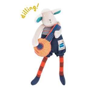 baby toys, rattle, soft toys, zig et zag, Moulin Roty toys Australia