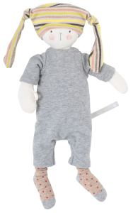 soft toy - rabbit les petit dodos