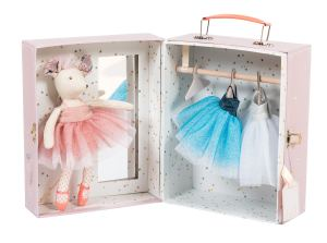 ballerina toys mouse playset