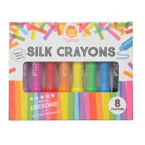 Tiger Tribe silk crayons