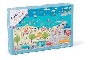 Seaside puzzle