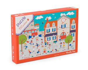 Playtime puzzle