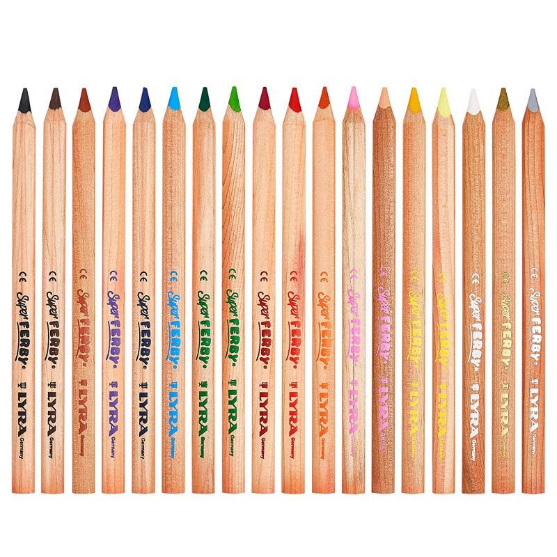 Lyra coloured pencils