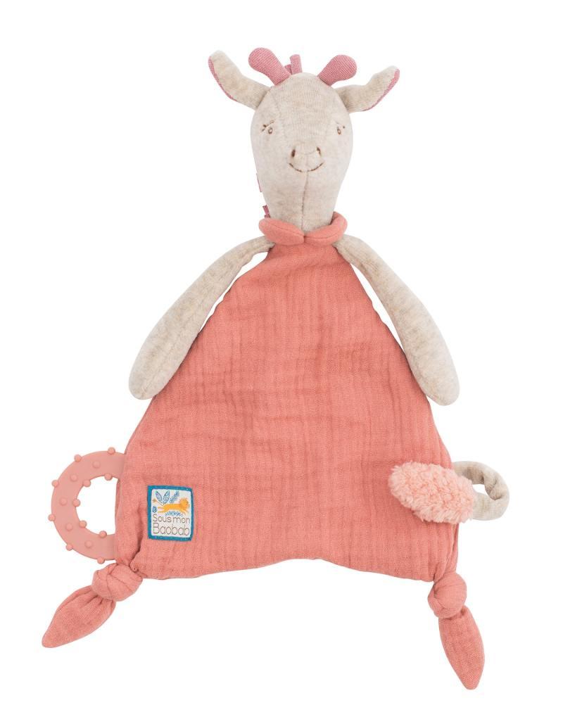 moulin roty giraffe comforter