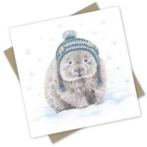 winter wombat