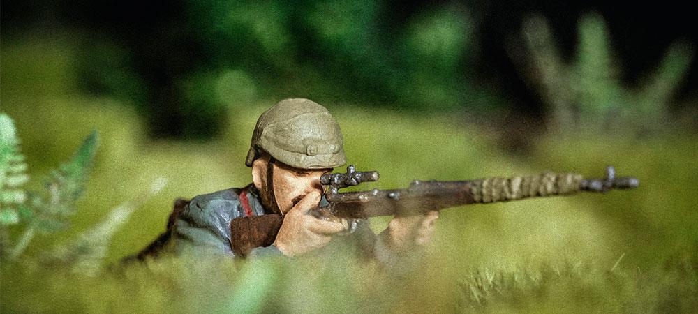 Rainer - the hunter