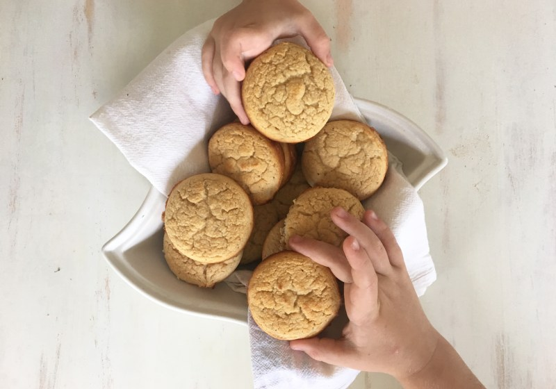 Baby Booster Protein Muffins