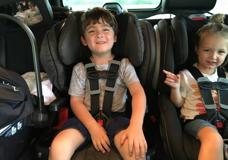 Car seat safety: what I've learned as a Mom of Three