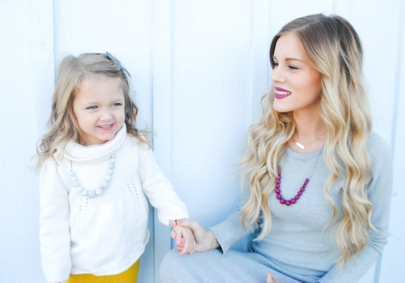 Trendy Teething Necklaces