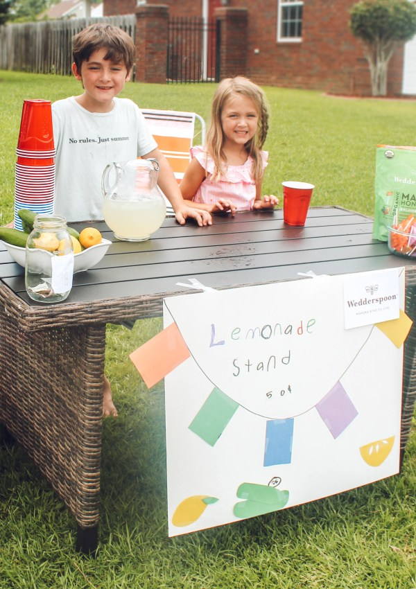 Lemonade Stand Anyone?
