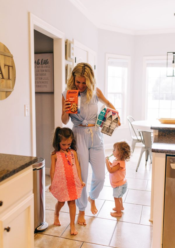 Making Memories in the kitchen with Junk-Free Ingredients!