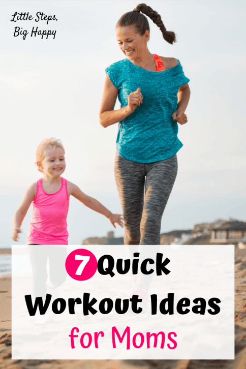 7 Ways to Get a Quick Workout