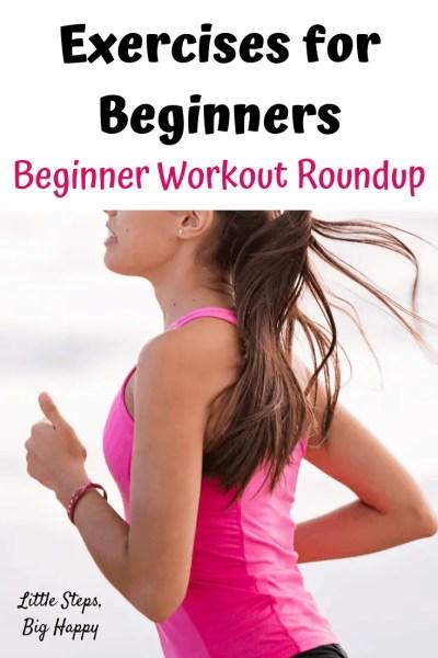 Exercises for Beginners: Beginner Workout Roundup