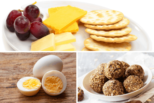 11 Quick Healthy Snack Ideas for Kids: Snacks 9-11