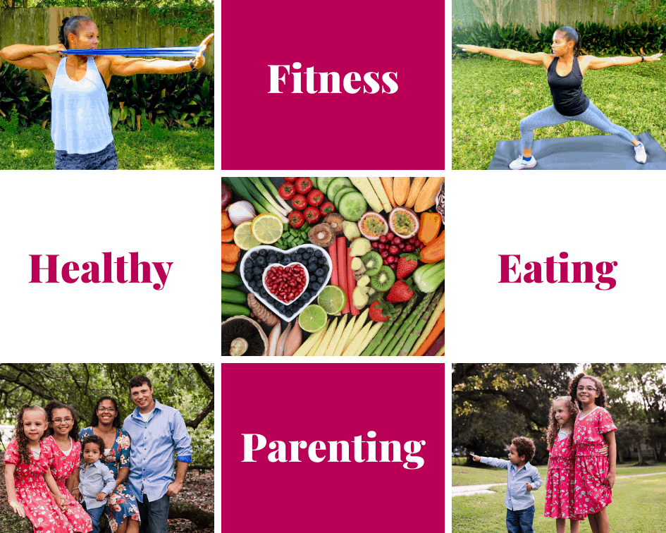 Little Steps, Big Happy - Fitness, Healthy Eating, Parenting