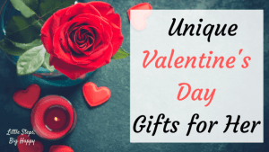 Unique Valentine's Day Gift Ideas for Her