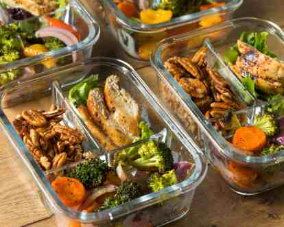 meal prep weight loss tips for moms