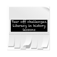 Tear off challenges