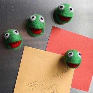 Frosch, Magnet, Kühlschrankmagnet