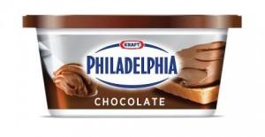 Philadelphia chocolate cream cheese