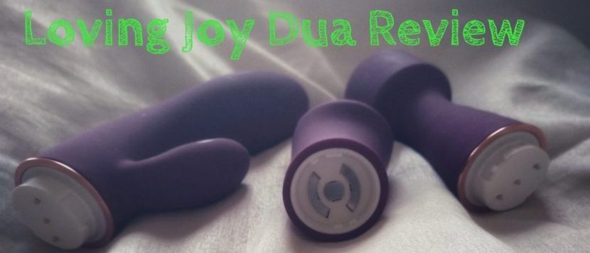 Loving Joy Dua - Interchangeable Vibrator