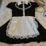 Cottelli Collection French Maid Outfit