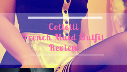 Cottelli Collection Maid Outfit