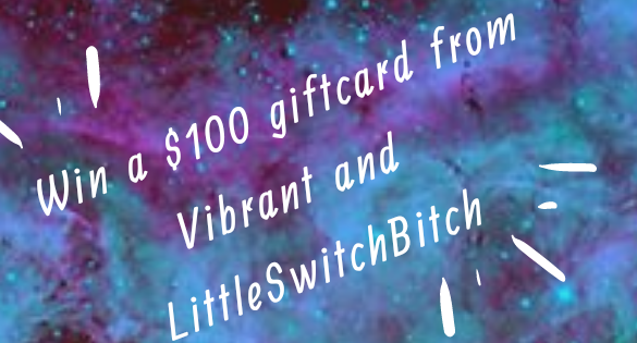 vibrant giveaway