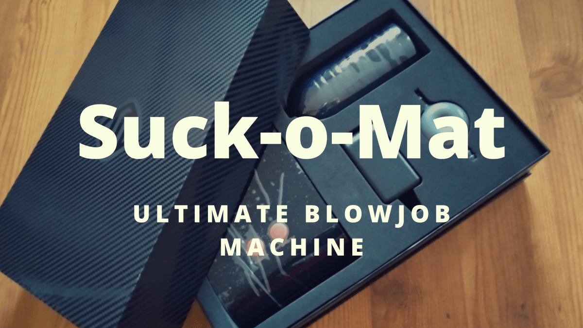 Suck-O-Mat Ultimate Blow Job Masturbator Review