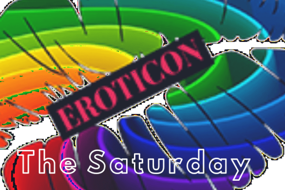 Eroticon saturday banner