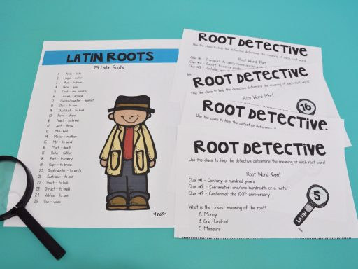 greek and latin roots Archives - Little Teacher Wife