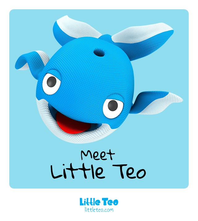 Meet Little Teo the cute baby whale | ADORABLE CUTE CHARACTER STORY PICTURE