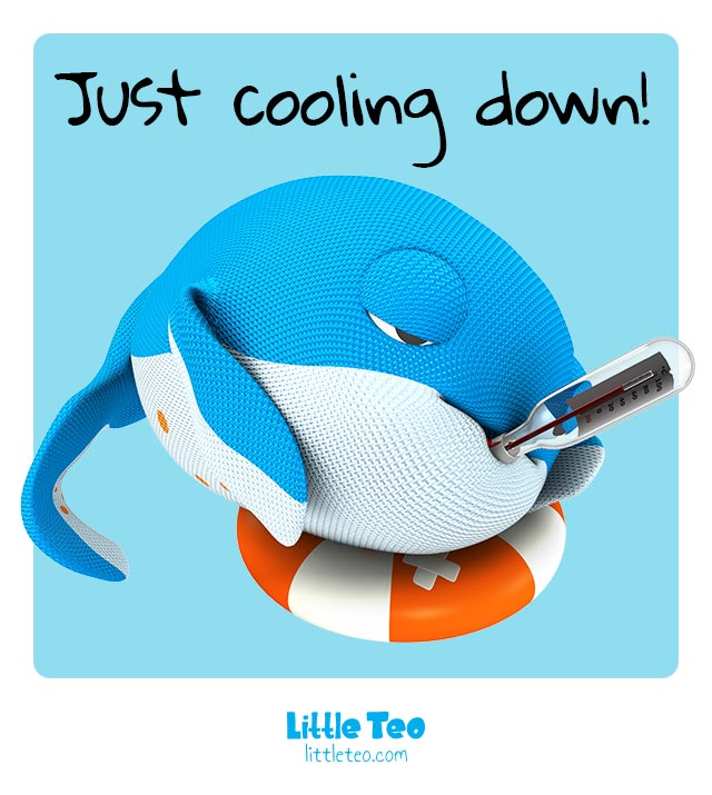 Whale not feeling well | ADORABLE CUTE CHARACTER STORY PICTURE