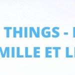 Recette simple, rapide et gourmande de buche de noel aux trois chocolats, noir, blanc et au lait avec des noisettes