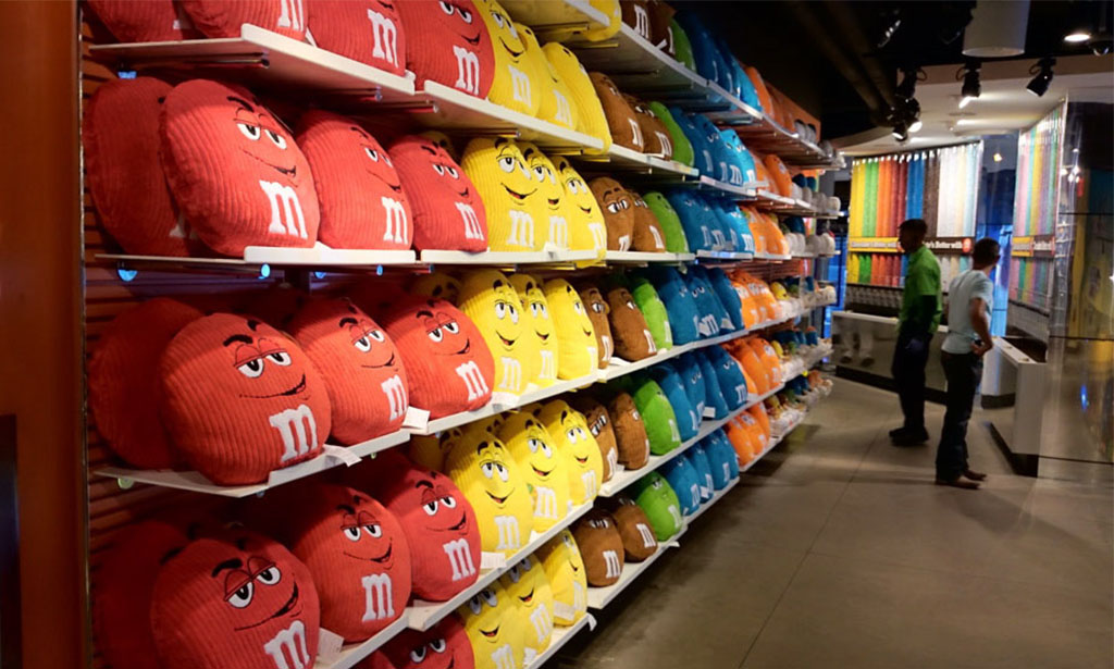 Voyage, mes incontournables pour visiter new-york, time square, m&ms