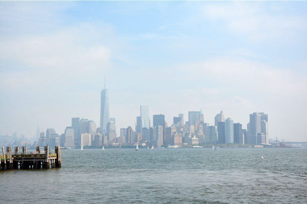 Voyage, mes incontournables pour visiter new-york, ellis island, skyline