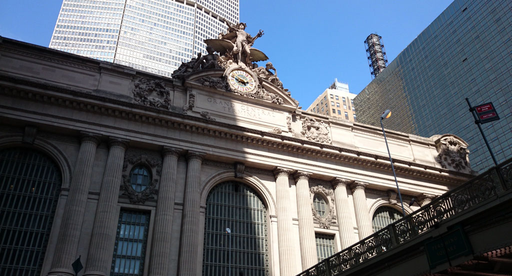 Voyage, mes incontournables pour visiter new-york, Grand Central Terminal