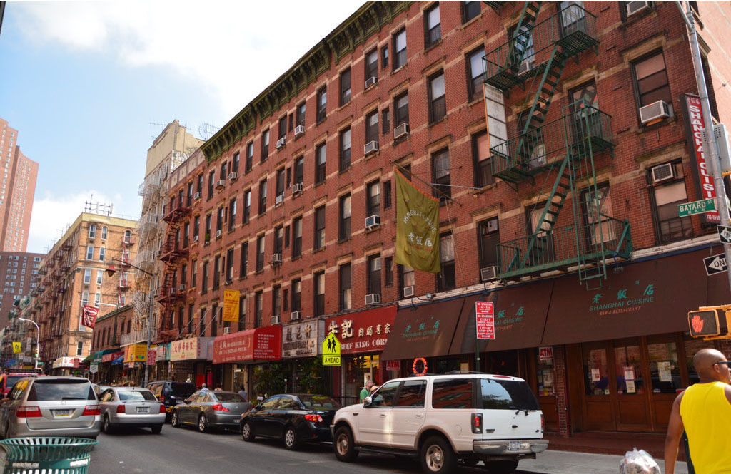 Voyage, mes incontournables pour visiter new-york, china town, quartier chinois