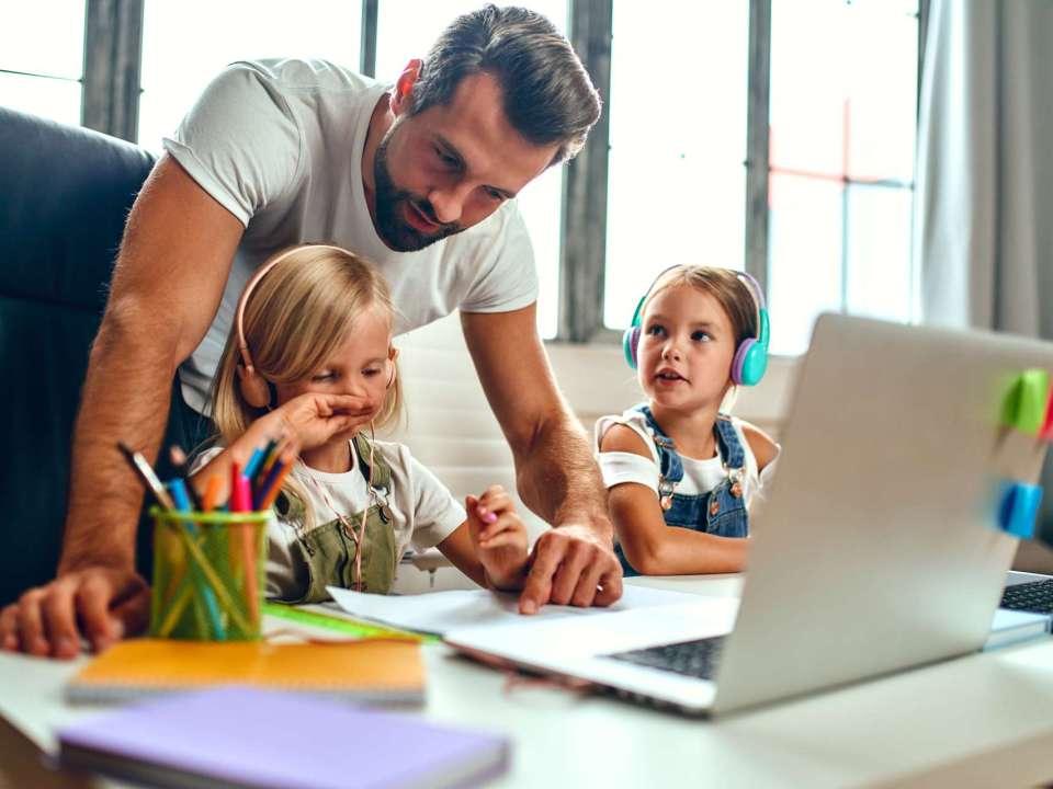 paysage enneiger. Aimer l'hiver et la neige.