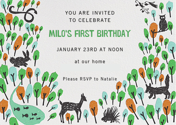 milos birthday invitation  copy