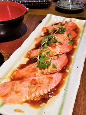 Truffle Salmon