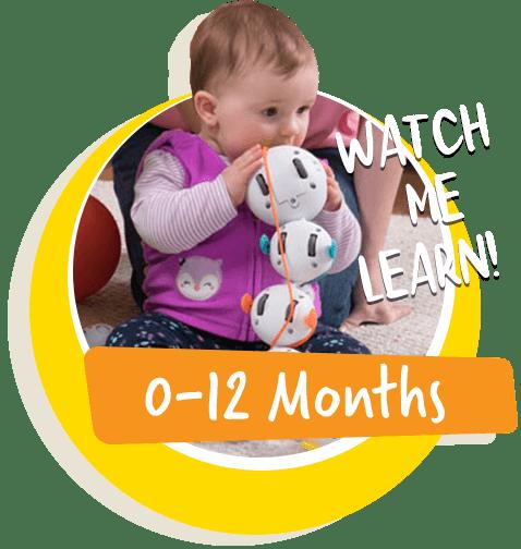 Little Tikes 0-12 months