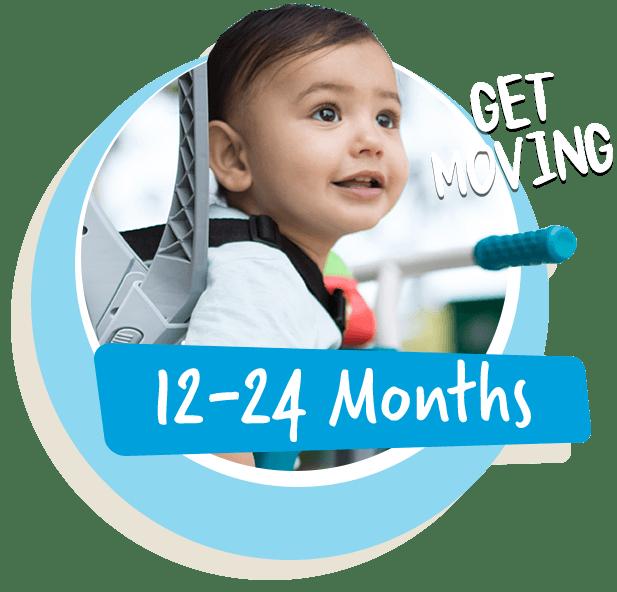 Little Tikes 12-24 months