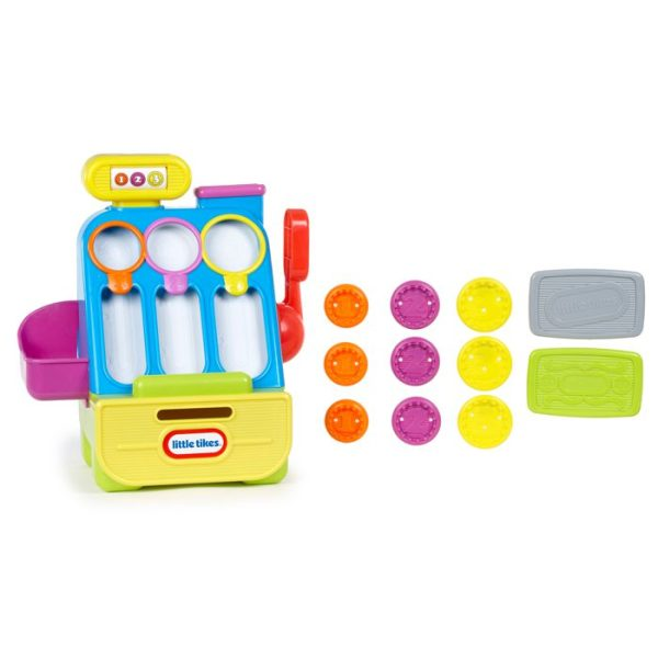 Count N Play Toy Cash Register Complete Parts