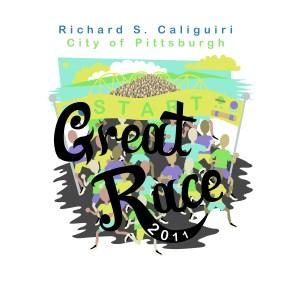 Great Race Logo 2011