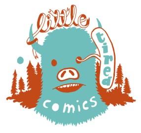 Little Tired Comics Logo 2011