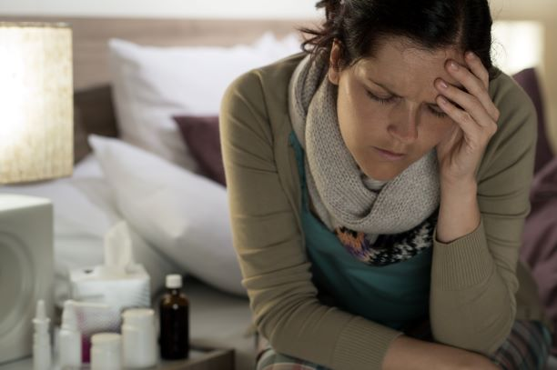 Head Cold, Go Away! Boost Your Immune System With Chiropractic